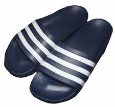 Mens F35542 Bathing Shoe Bath Slippers Adidas Adilette Navy White Size 41 1/3 NE