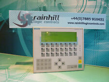 Siemens OP17. 6AV3 617 1JC20 0AX1. HMI,Operator Interface.(Inclusive Of UK  VAT)