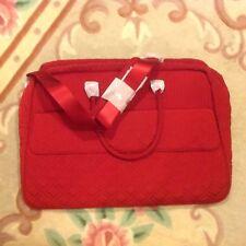 NWT Vera Bradley Grand Traveler Bag in Tango Red TRAVE GYM 12723 480 BE