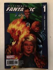 Ultimate Fantastic Four #1/Modern FF Storyline Begins/Marvel Comic Book/NM