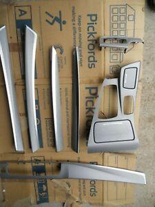 bmw f10/f11 Hex/Alloy trim set x 7, genuine , WILL SPLIT