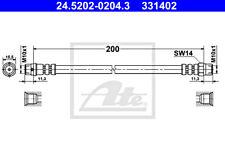 Droite pour BMW 3er e36-34321159524 NEUF 2 x bremsschläuche Essieu Arrière Gauche