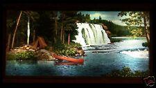 Hamms Scene-O-Rama Standard DVD Motion Scene NO Hamm's Logo Vintage Beer Sign