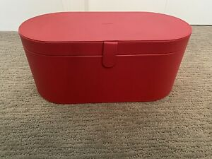 Dyson Large Storage Case for Airwrap Styler - RED