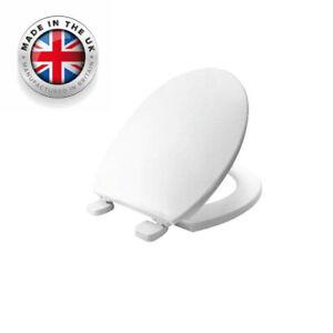 Kent Thermplast STA-TITE White Toilet Seat From Bemis, The  British Made