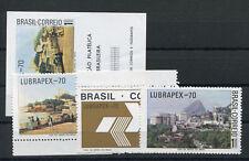Brasilien 1270/72 Block 27 postfrisch / Lubrapex .........................2/1555
