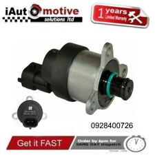 FOR FIAT DUCATO IVECO DAILY FUEL PRESSURE REGULATOR SUCTION CONTROL VALVE 2.3 D