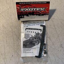 Exotek 1109 (FX10) Mini Lipo Holder (NIB)