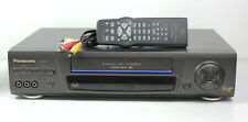 Panasonic Pv-8661 Vcr Video Cassette Record Player, Fully Tested Works!