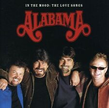 Alabama - In the Mood: The Love Songs [New CD]