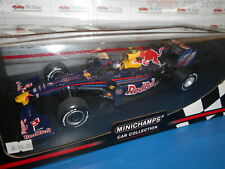 MIN150090015 by MINICHAMPS REDBULL RACING RENAULT RB5 S.VETTEL 2009 1:18