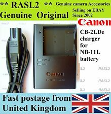 Genuine Original CANON Charger CB-2LDe NB-11Lh PowerShot SX420 SX410 iS