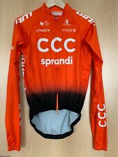 CCC Lightweight Wind and Rain Jersey Long Sleeve Etxeondo S