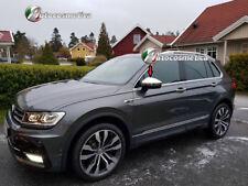 Spiegelkappen Abdeckungen ABS Chrom fuer VW Tiguan 2017-2019