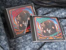 "JEFFERSON AIRPLANE ""2400 FULTON STREET-THE CD COLLECTION"" DISC 1 AND 2 1987 CDS"