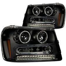 Headlight Set-LS AUTOZONE/ANZO 111127