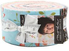"""Sugarcreek Moda Jelly Roll 40 100% Cotton 2.5"""" Precut Fabric Strips"""