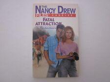 NANCY DREW - No 22 - FATAL ATTRACTION - CAROLYN KEENE - Unread Condition