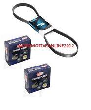 Holden Commodore VZ VE 3.6 Ltr Alloytec V6 Dayco Nuline Drive Belt Pulley Kit
