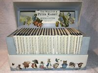 2002 The WORLD OF PETER RABBIT Beatrix Potter Complete Collection 1-23 F. Warne