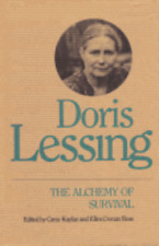 Doris Lessing: The Alchemy of Survival by Carey Kaplan: Used