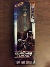 """Marvel GUARDIANS OF THE GALAXY TITAN HERO STAR-LORD 12"""" ACTION FIGURE NEW"""
