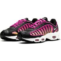 Nike Air Max Tailwind IV Black White Fire Pink Sneaker Shoes Women's Size US-8