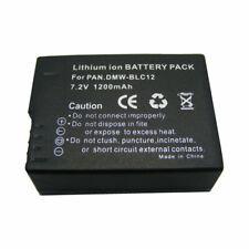 DMW-BLC12 Battery for Panasonic Lumix G5 G6 G7 DMC-GX8 DMC-G85 FZ200 DMW-BLC12PP