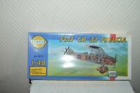 MAQUETTE AVION FIAT CR-32 FRECCIA PLANE/PLANO NEUF 1/48 MODEL KIT