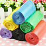 1-Roll 50Pcs Rubbish Garbage Kitchen Toilet Clean-up Waste Trash Bags 5 Colors