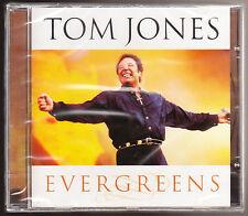 TOM JONES - EVERGREENS - 16 TRACKS (2006) - NEW & SEALED CD