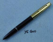 Hero 616 Big Size Black Fountain Pen Golden Cap