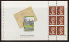 GREAT BRITAIN 1992 J.R.R.TOLKIEN  BOOKLET PANE UNMOUNTED MINT, MNH