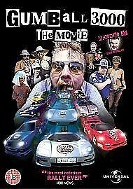 Gumball 3000 - The Movie (DVD) Ryan Dunn, NEW/SEALED/FREEPOST