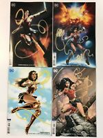 WONDER WOMAN #66 67 68 69 (2019) LOT | VARIANT; FINCH ANDREWS KALVACHEV MAROTO