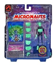 NEW Micronauts Microman Palisades Dynamic Forces Exclusive Time Traveler MOC