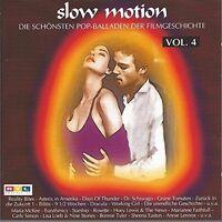 Slow Motion 4-Die schönsten Pop-Balladen der Filmgeschichte Maria McKee, .. [CD]