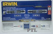 Irwin PZ2 T25 Screwdriver IMPACT SCREWDRIVER BIT + FREE MAGNETIC SCREW HOLDER