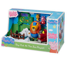 New Peppa Pig Day Out At The Zoo Playset