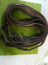 Original Russian Romanian East Germany Leather Rifle Sling Cold War