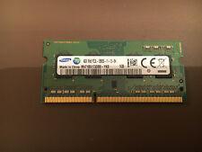 SAMSUNG 4GB 1Rx8 PC3L-12800S-11-13-B4 (M471B5173DB0-YK0)