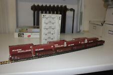 M+D Sonderserie 02  = 6 Güterwage DB Omm ohne Beladung Ep. IV in OVP ansehen