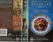 STARGATE - SG - 1 - Vol. 36 - VHS - PAL -N&S - Never played -Original Oz release