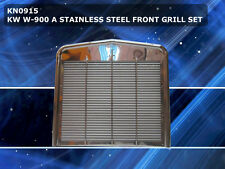 KENWORTH W900A STOCK STYLE GRILLE ASSEMBLY COMPLETE KN0915