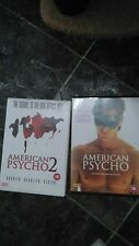American Psycho 1 & 2 horror thriller dark twisted cult graphic sick sinister