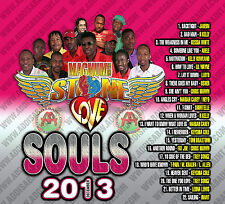 STONE LOVE LIVE SOULS MIX CD (2013)