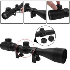 Usa 3-9x40 Eg Riflescope Crosshair Red&Green illuminatedTactical OpticalRifle