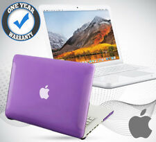 REFURBISHED MACBOOK POWERFUL 1TB HDD 4GB A1342 MAC OS HIGH SIERRA PURPLE SALE