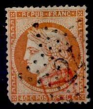 Cachet An4 sur CERES 38 = Cote 190 € / Lot Classique France