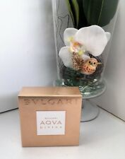 BNIB Divine BVLGARi Aqua Divina by Bvlgari EDT Spray 65 ml  RRP $110.00